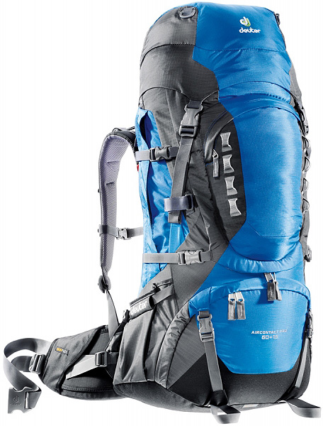 Deuter Aircontact PRO 60+15 Review