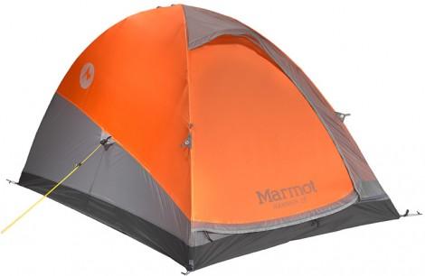 Marmot Hammer 2P Review